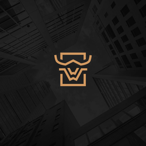 WellsWorth Logo Design