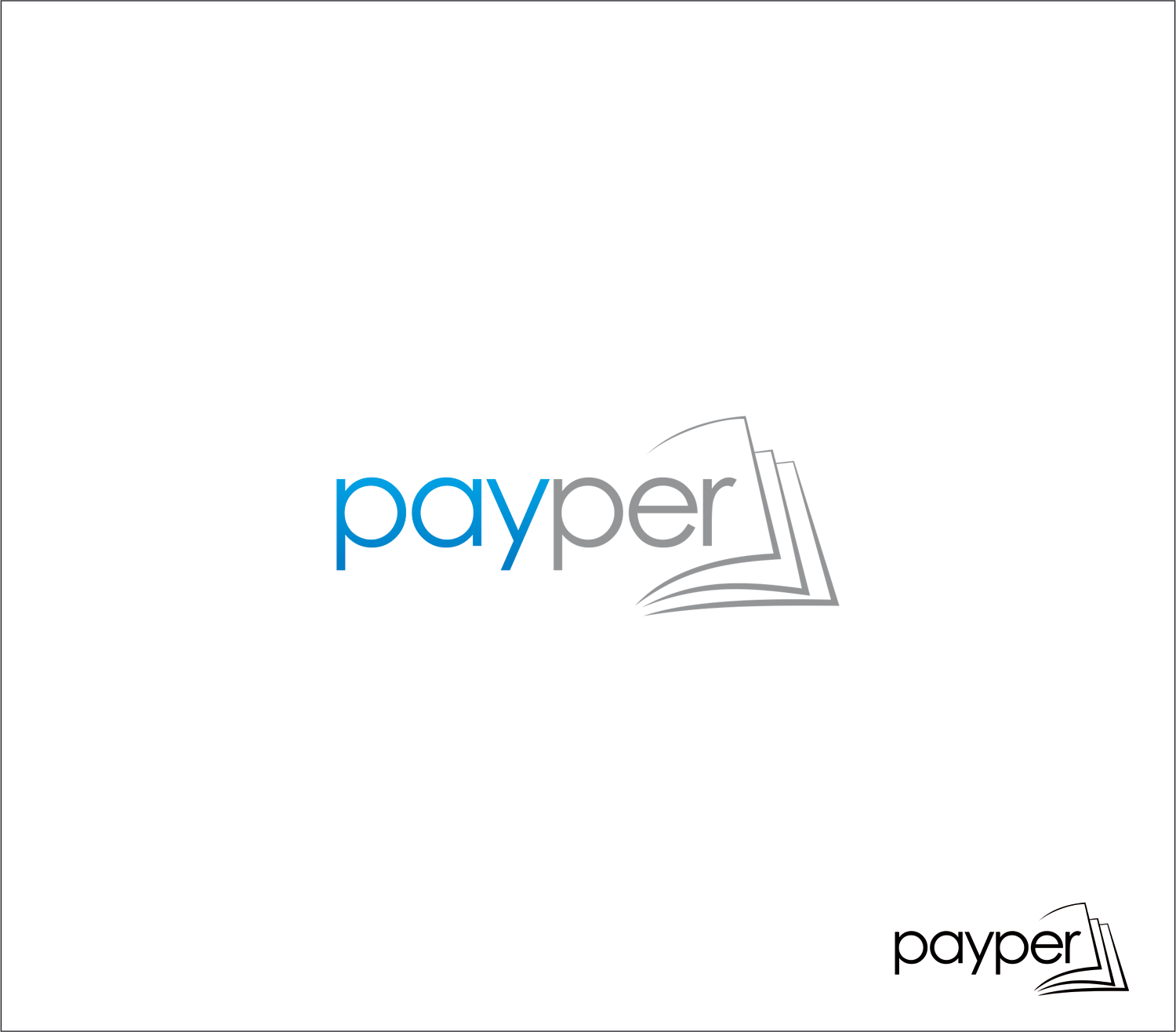 Help Payper with a new logo