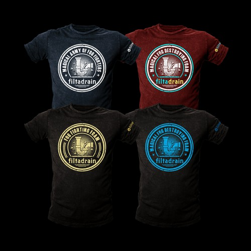 FITDRAIN t shirt designs
