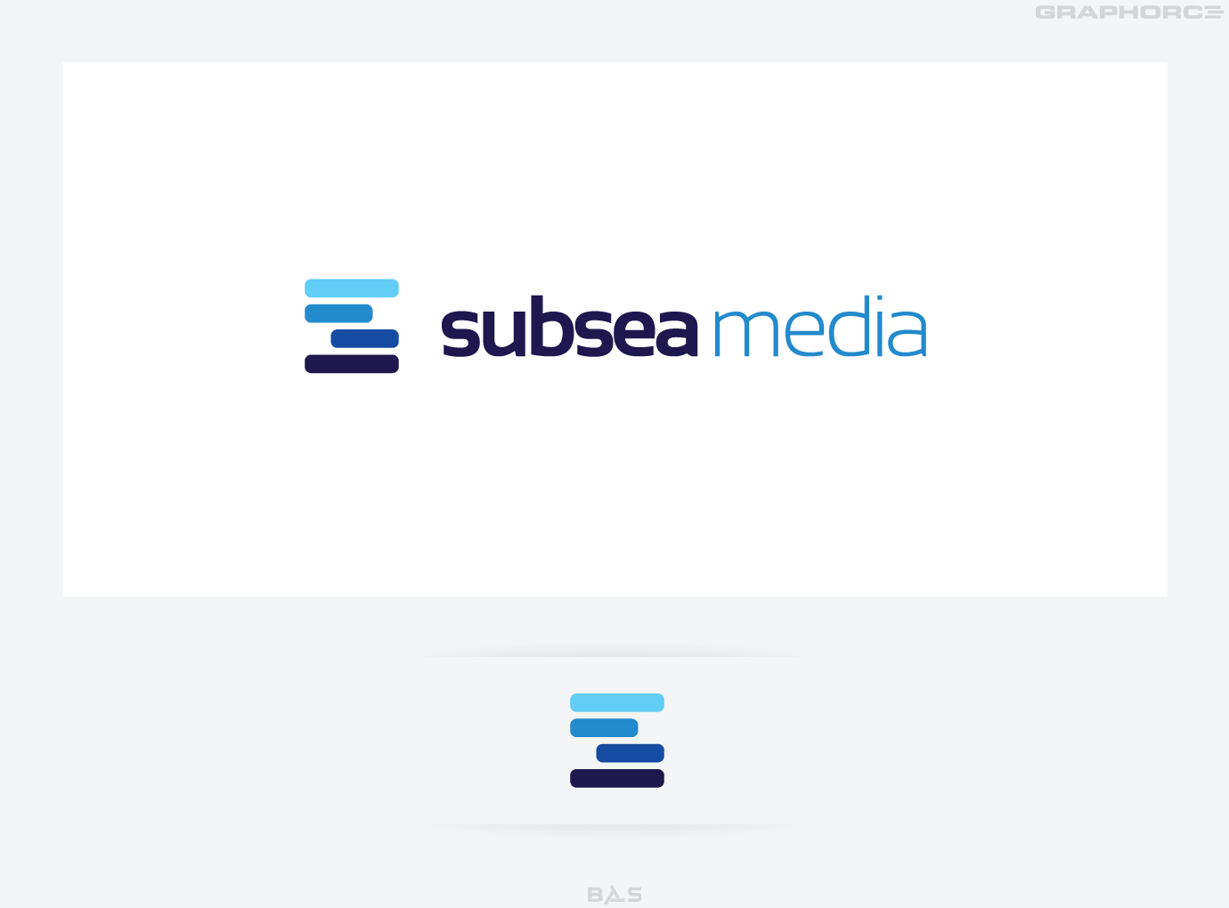 Help Subsea Media with a new logo