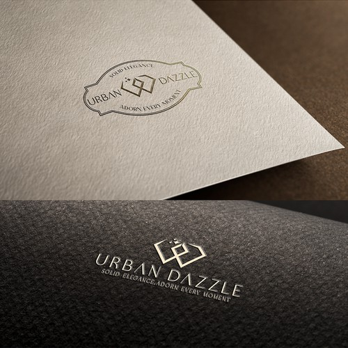 LOGO CONCEPT FOR URBAN DAZZLE