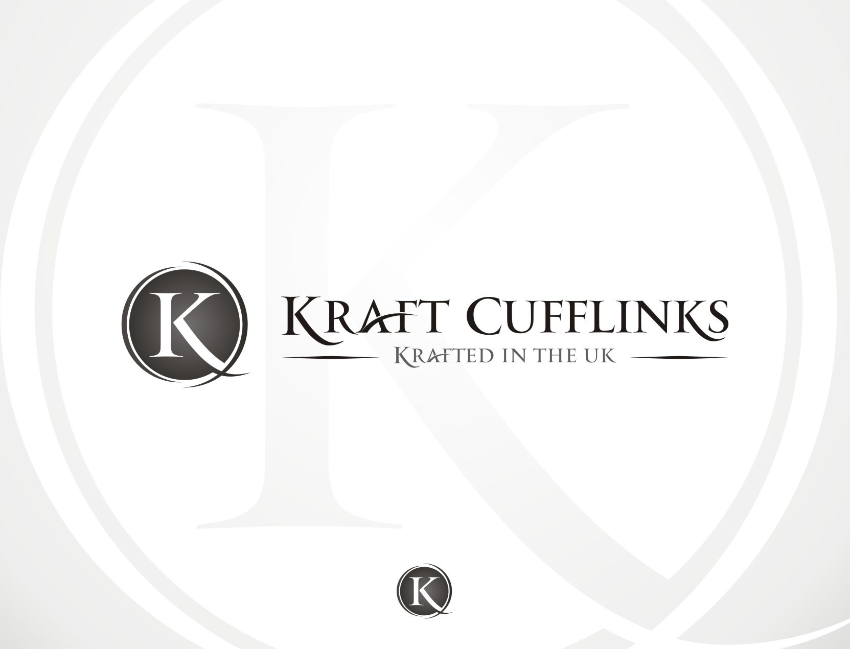 Create our NEW logo for Kraft Cufflinks