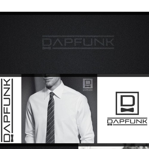 Create a Logo for custom men's fashion accessories aimed at Professional Athletes for DapFunk!