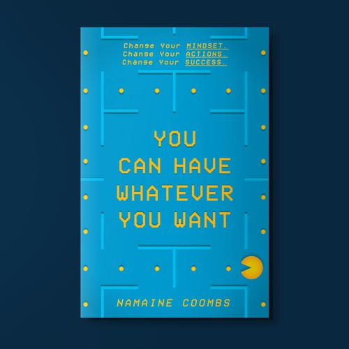 "Book Cover for ""YOU CAN HAVE WHATEVER YOU WANT"""