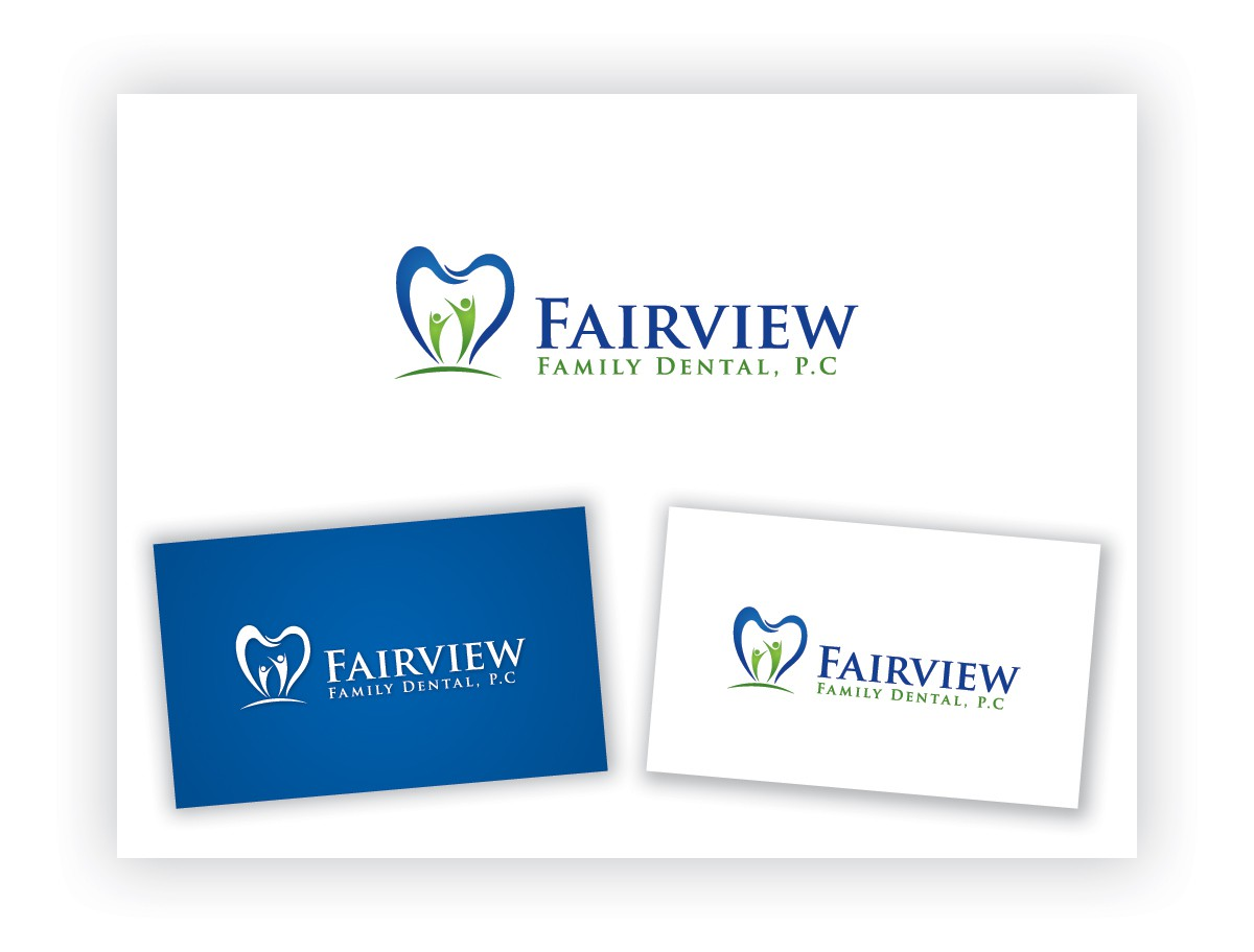 Help Fairview Family Dental, P.C. with a new logo