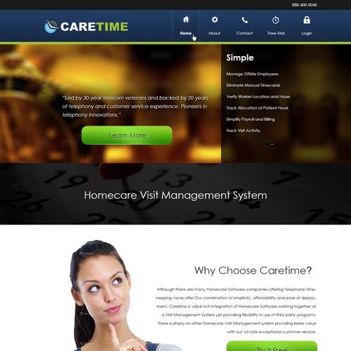 We need your Creativity for Caretime