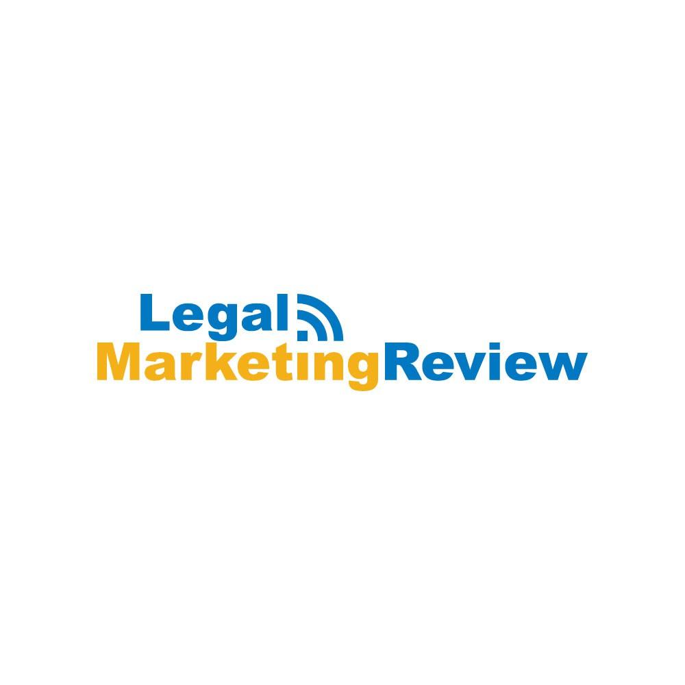 Legal Marketing Blog Logo and identity