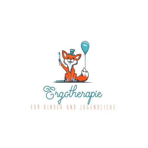Logo for an occupational therapist