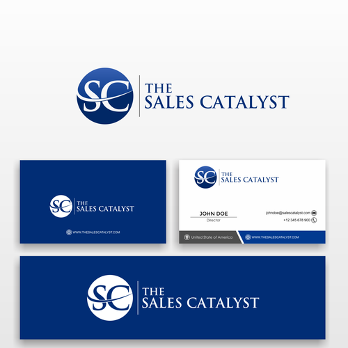 THE SALES CATALYST