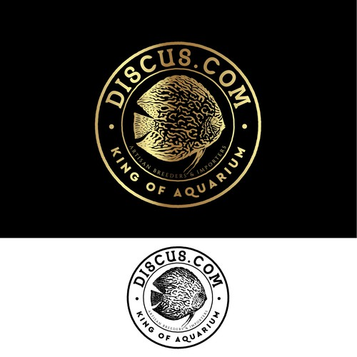 Logo design for Discus.com