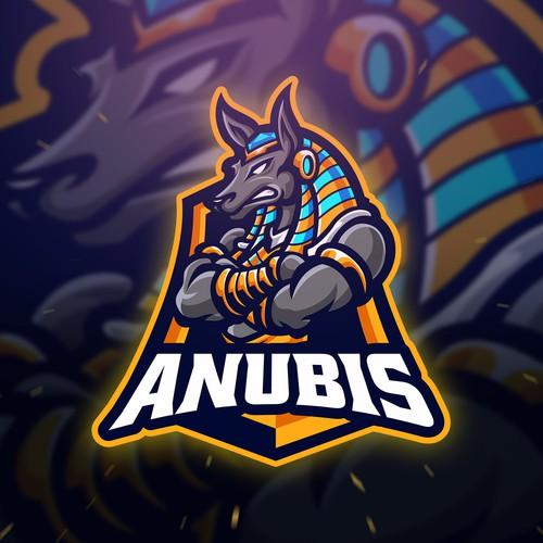 Anubis Esport Logo