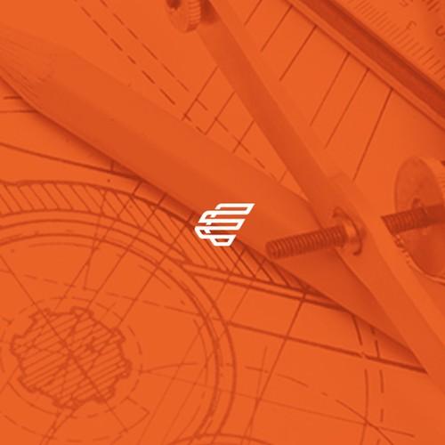 Concept logo for E