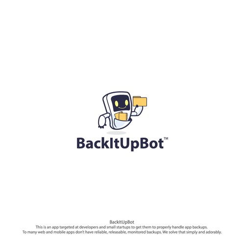 Back It Up Bot Contest Entry