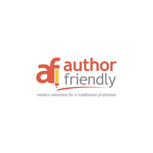 Logo for Author Friendly