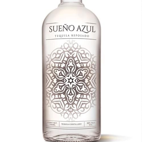 Winning logo design for Sueño Azul