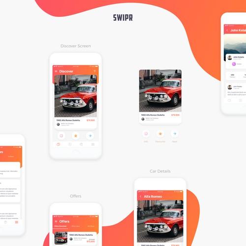 Stunning Car App