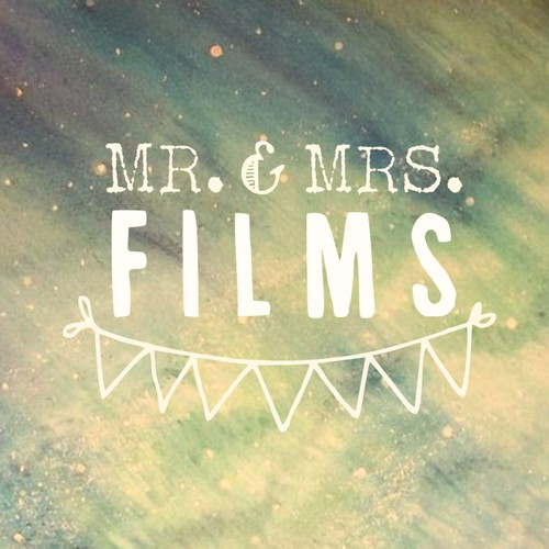 Create a very candid, chilled and rustic Wedding Film Logo
