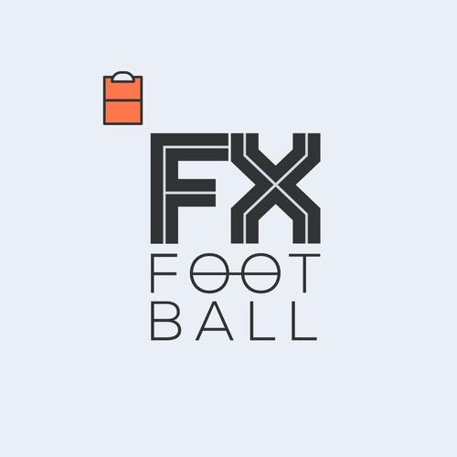 Logo design for FX Football