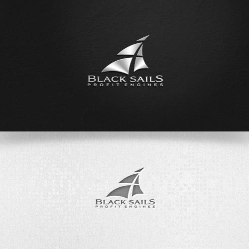Black Sails Profit Engines:  We need a badass logo.