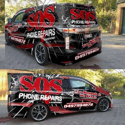 SOS Phone Repairs