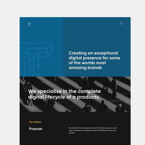 Techtee Homepage