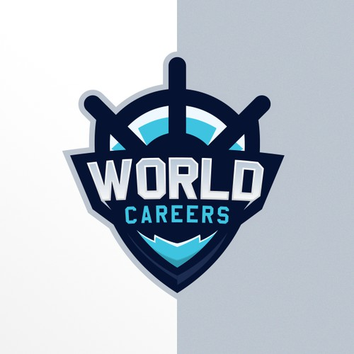 eSports Logo For World Careers