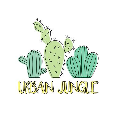 Cacti & Rare plant store logo