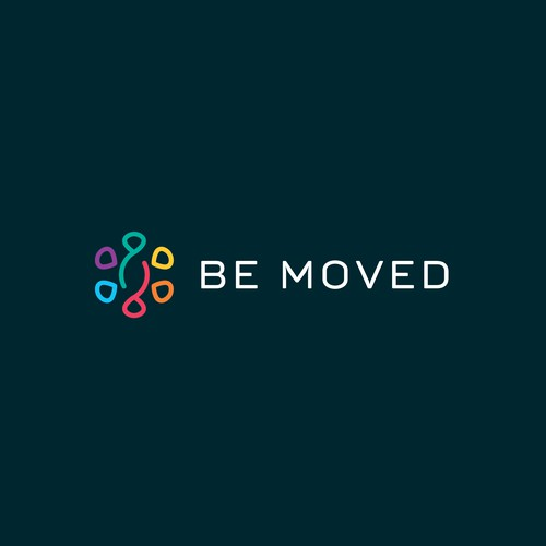 Be Moved Logo