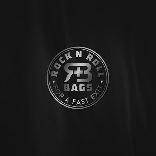 Rockin Logo To Prepare Zombie Apocalipse