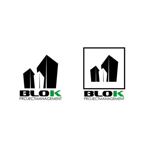 New logo wanted for BLOK Projectmanagement