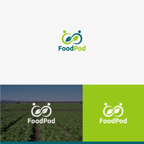 Create a logo for new startup FoodPod - connecting farmers, families, communities