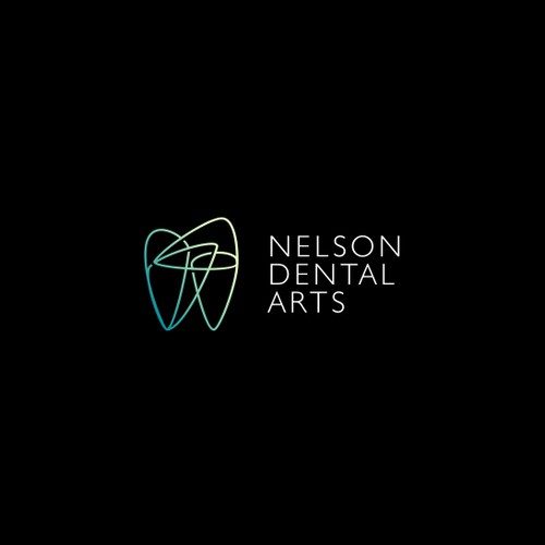 Nelson dental Arts logo proposal