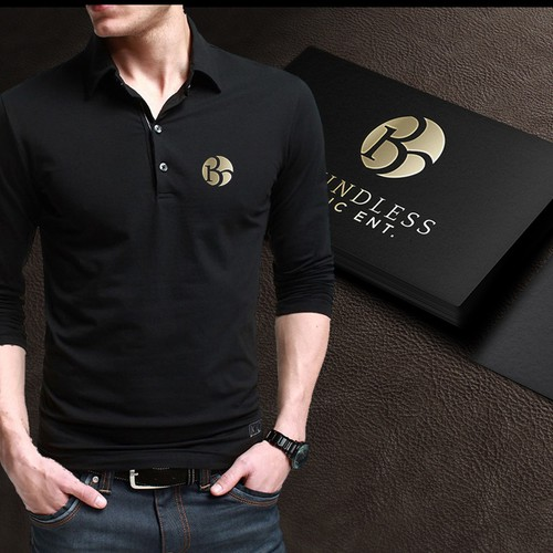 Design creative luxurious logo and business card for record label