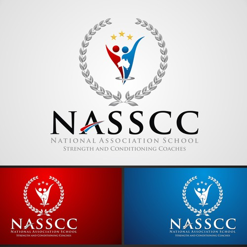 Create a dynamic logo for an educational association