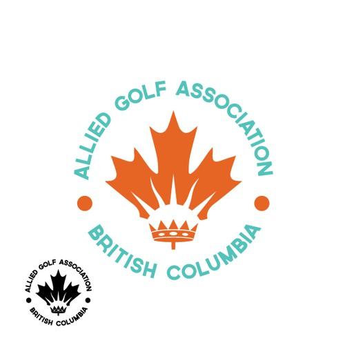 Help Allied Golf Association - British Columbia with a new logo