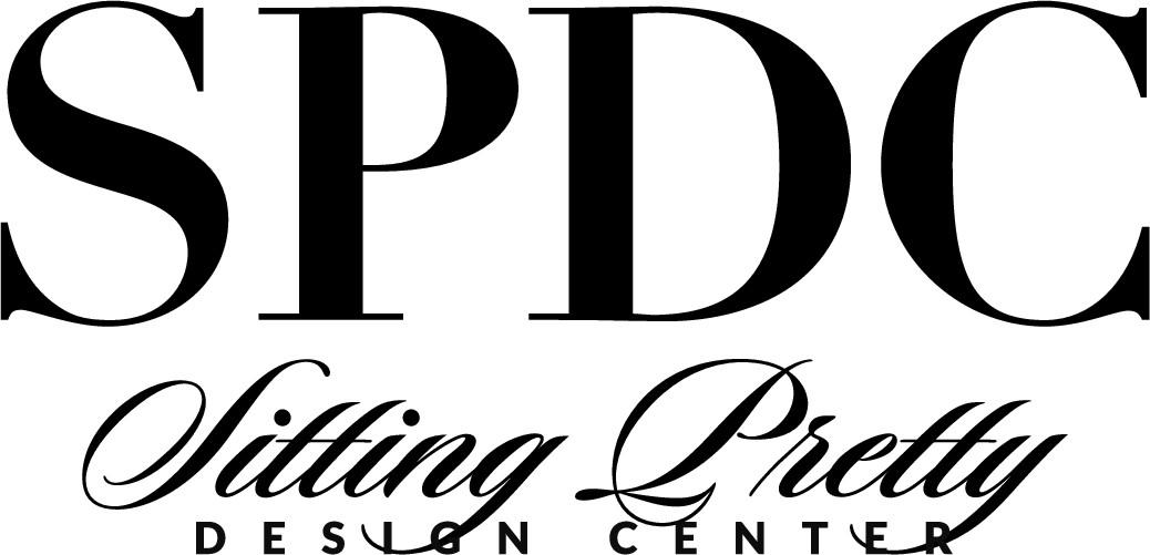 Logo for Sitting Pretty Design Center