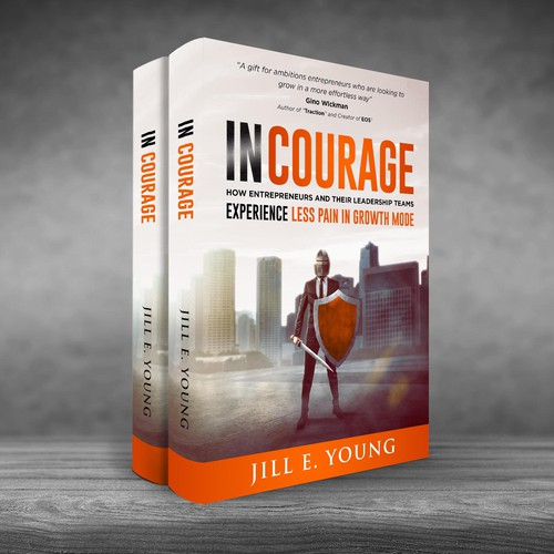 IN COURAGE