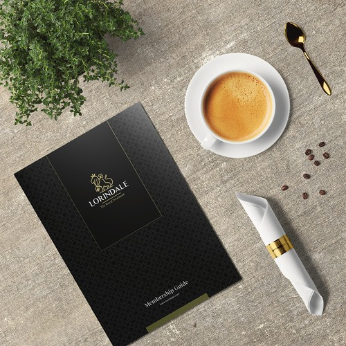 Elegant Multipage Brochure for Lorindale