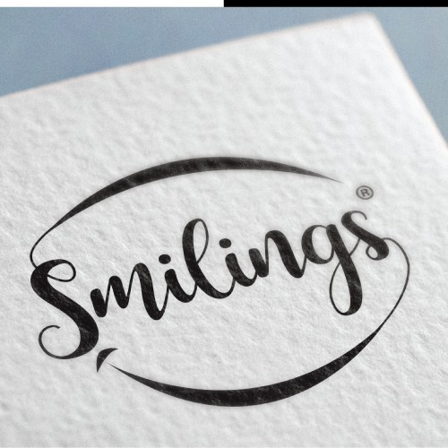 Logo Design for an organization whose mission is to Give people a smile