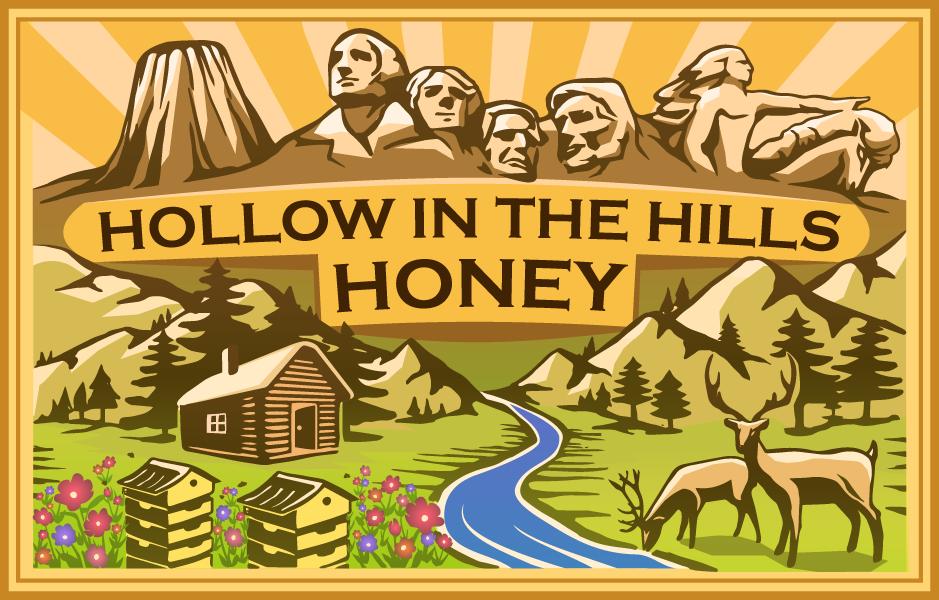"""""""Hollow In The Hills Honey"""" needs an artist."""