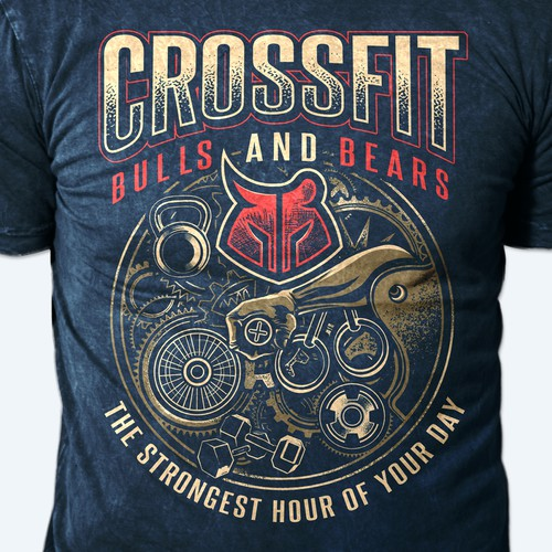 crossfit bulls and bears