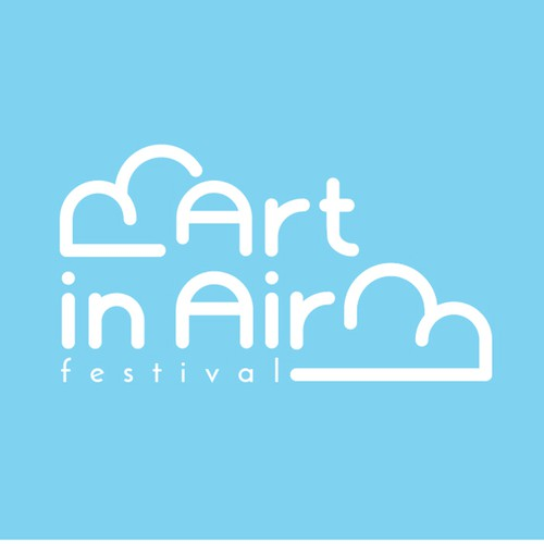 Logo for Art in Air Festival