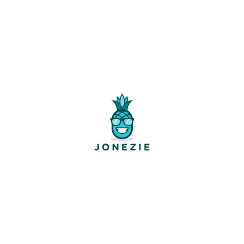 Playful & Good Vibes Logo for Jonezie
