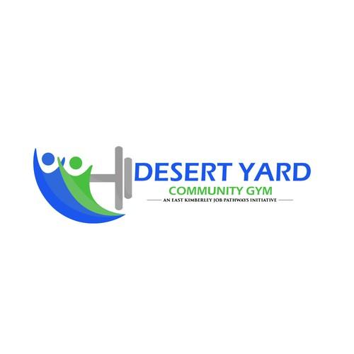 Desert Yard Gym Logo