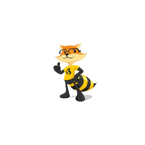 Startup company mascot