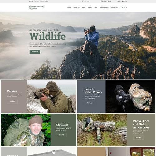 Wildlife Watching Supplies