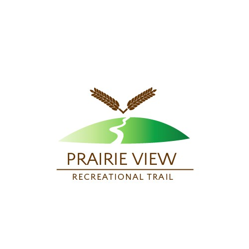 Logo for recreational trail