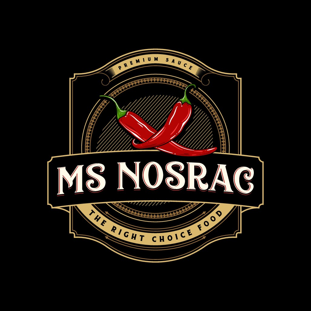 Logo for MS Nosrac must standout, memorable and unique
