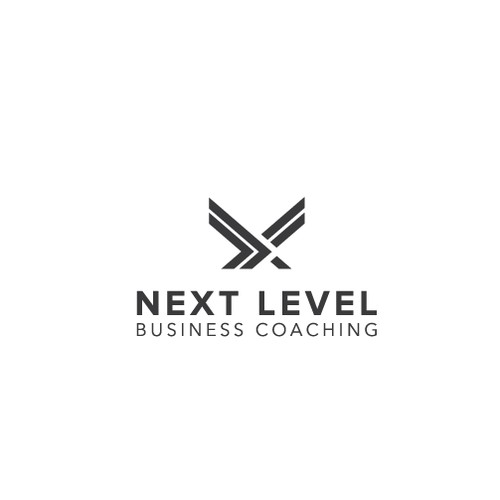 logo design for next level business coaching