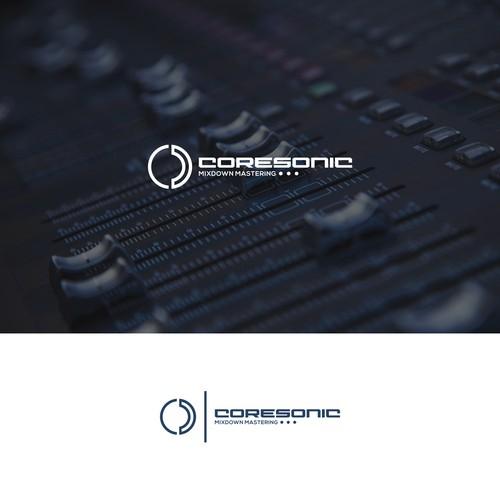 Mixdown mastering logo
